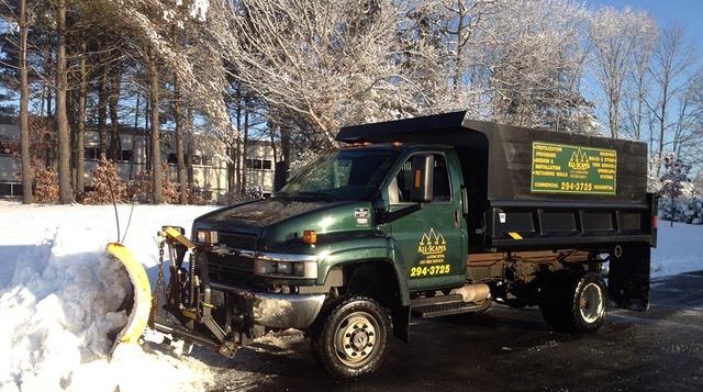 snow removal ri